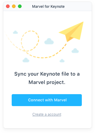 Marvel for Keynote Screenshot